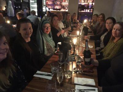 Medlemsmiddag i Örebro 2019